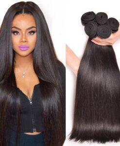 straight hair NQB-S-06