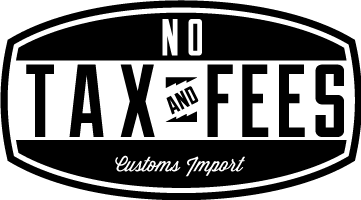 No Customs or duty fees